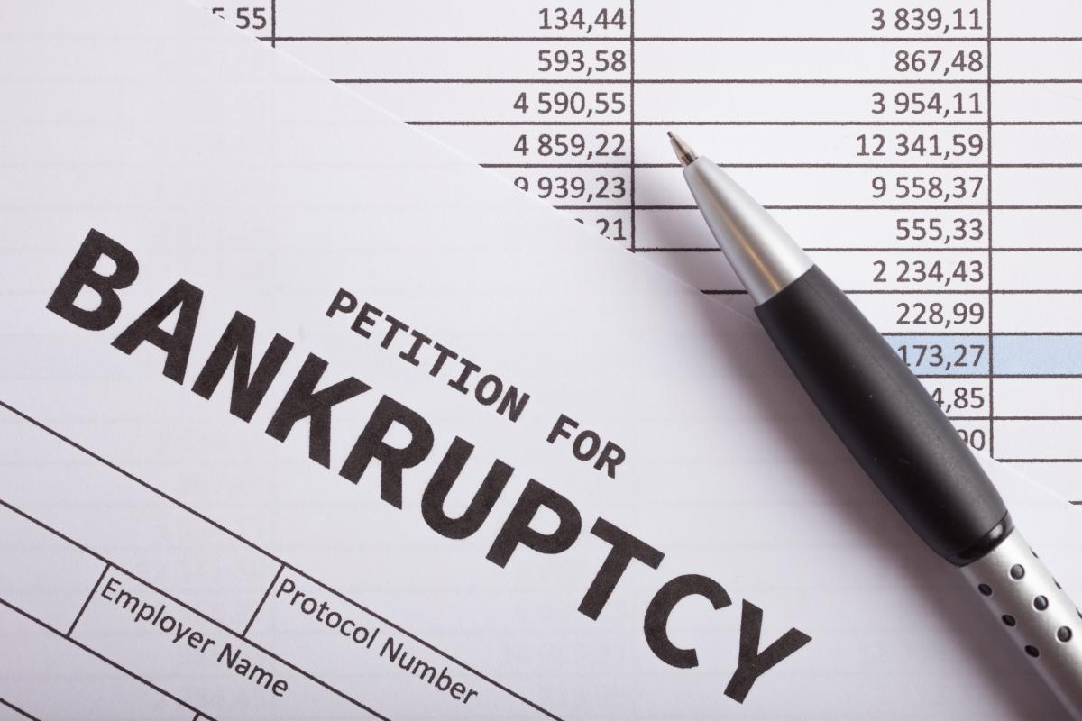 Bankruptcy Form, Bankruptcy Appraisal